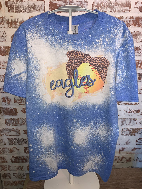 Eagles Softball Tee