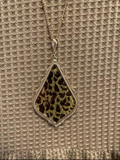 Cheetah Necklace