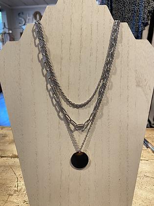 TriChain Necklace