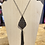 Thumbnail: Slate Necklace with Earrings