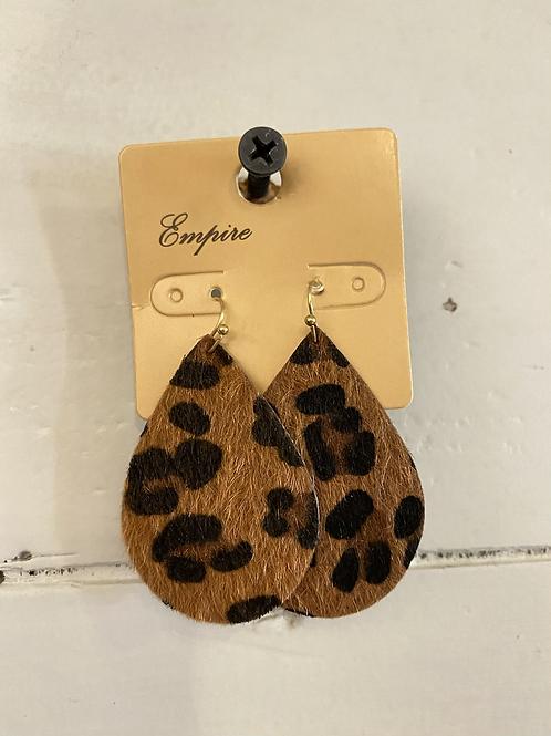 Small Leopard Danglies