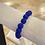 Thumbnail: Beaded Blue Bracelet
