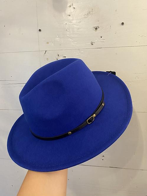 Belted Hat