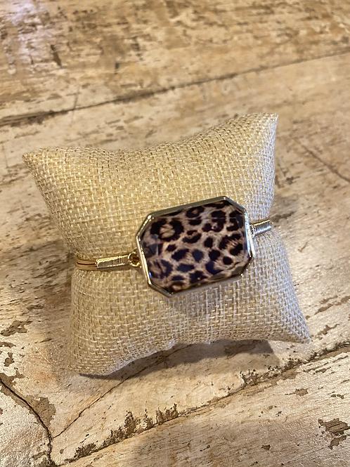 Cheetah Pendent Bracelet