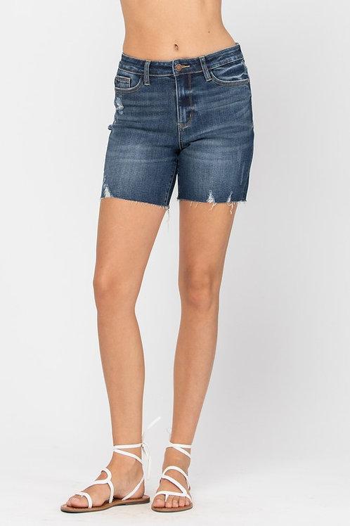 Judy Blue High Waist Shorts