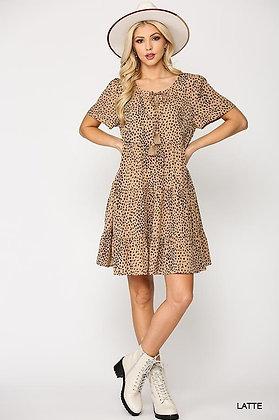 Jada Dot Dress