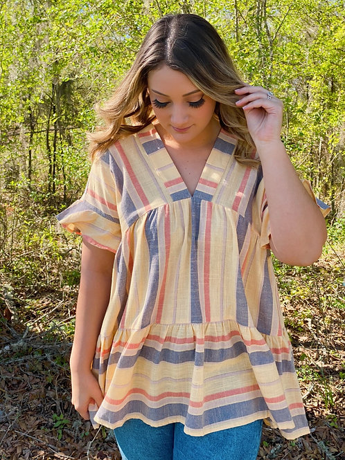 Down on the Town Tunic