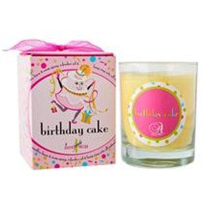 Allure- Birthday Cake 13.5 oz Candle