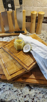Thrive Apiaries Cutting Board Paste