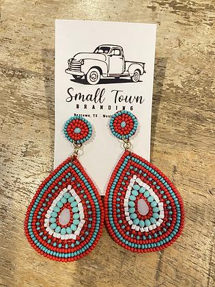 Tori Beaded Earrings