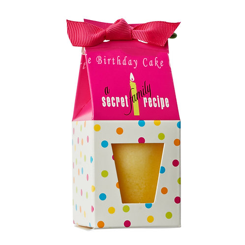Allure- Birthday Cake Votive Candle