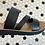 Thumbnail: Black Snake Sandals