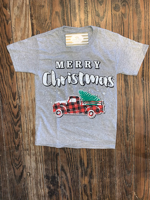 Holiday Flannel Truck