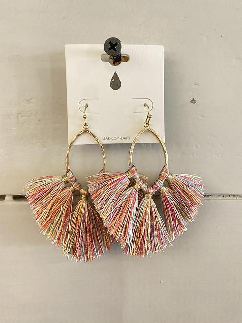 Sherbet Fray Earrings