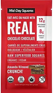 Almond Crunch Mid-Day Squares - 12-Pack