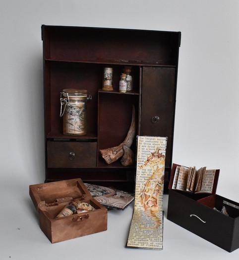 Chinese Traditional Medicine Box