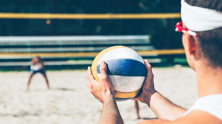 Summer 2021 Sand Volleyball League