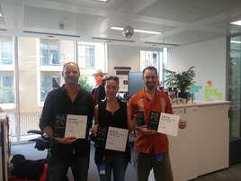 Runner-up Best Hackathon Project