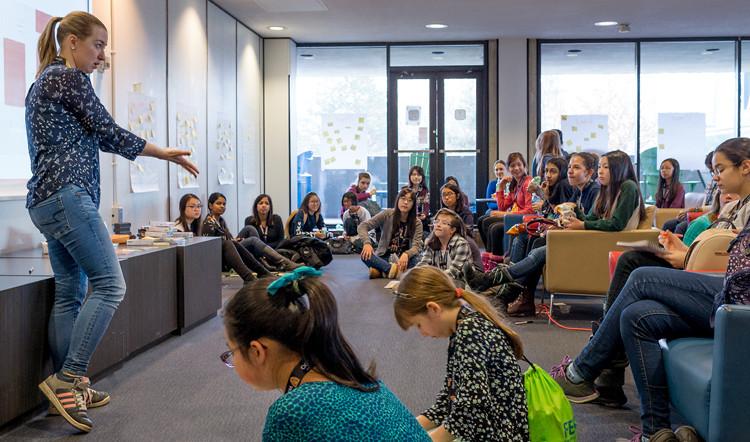 Technovation Waterloo: Inspiring girls to explore computing