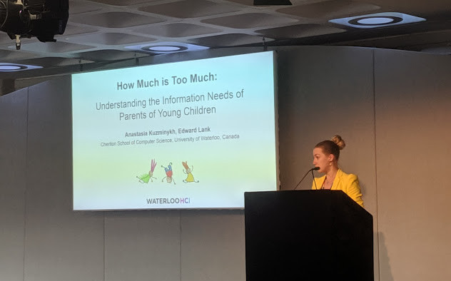 UbiComp 2019, London, UK