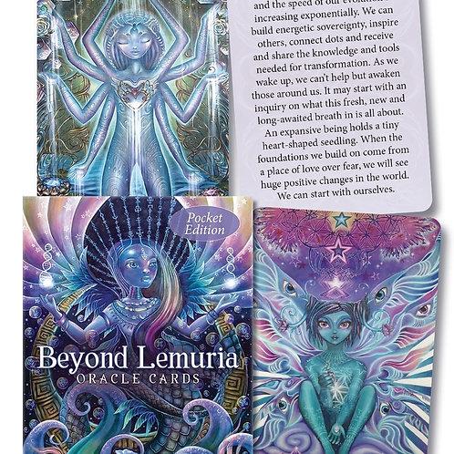Beyond Lumeria Oracle Cards