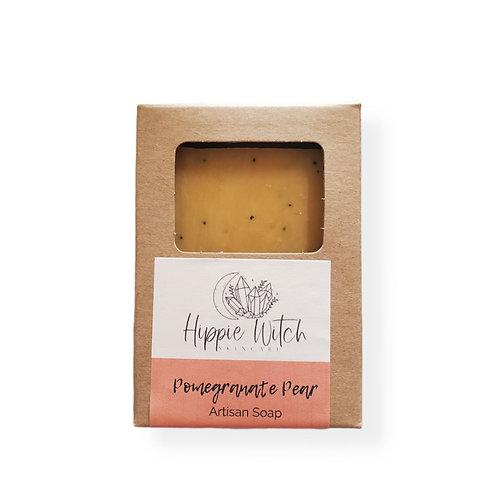 Pomegranate Pear Soap
