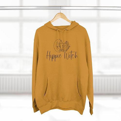 Hippie Witch Pullover Hoodie