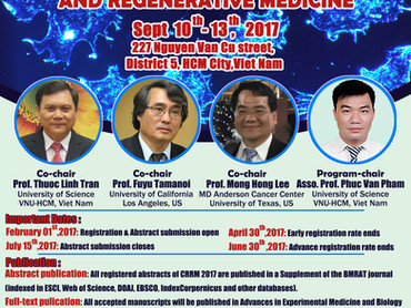 Invitation to submit the abstract for CRRM2017 conference