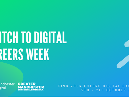 Supporting Manchester Digital!