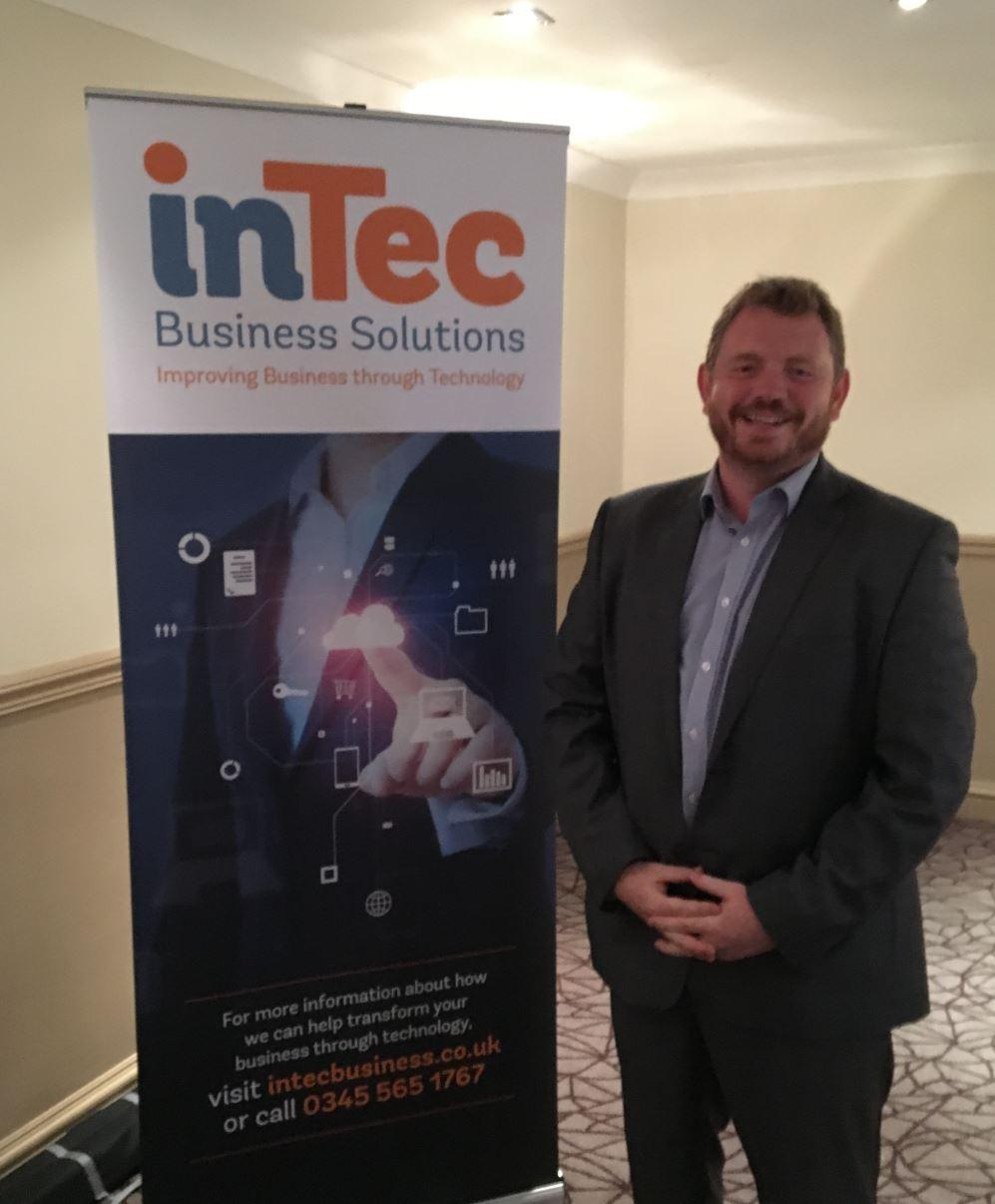 Training with Ray Bell from inTec Business Solutions