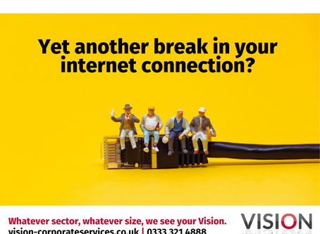 Get better connected with Vision