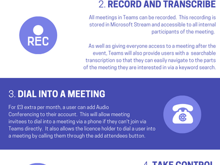 12 things you might not know about Microsoft Teams!