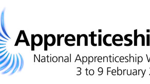 It's National Apprenticeship Week 2020!