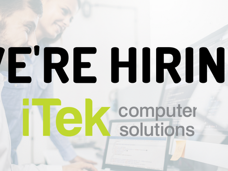 We're hiring - join our Kendal team!