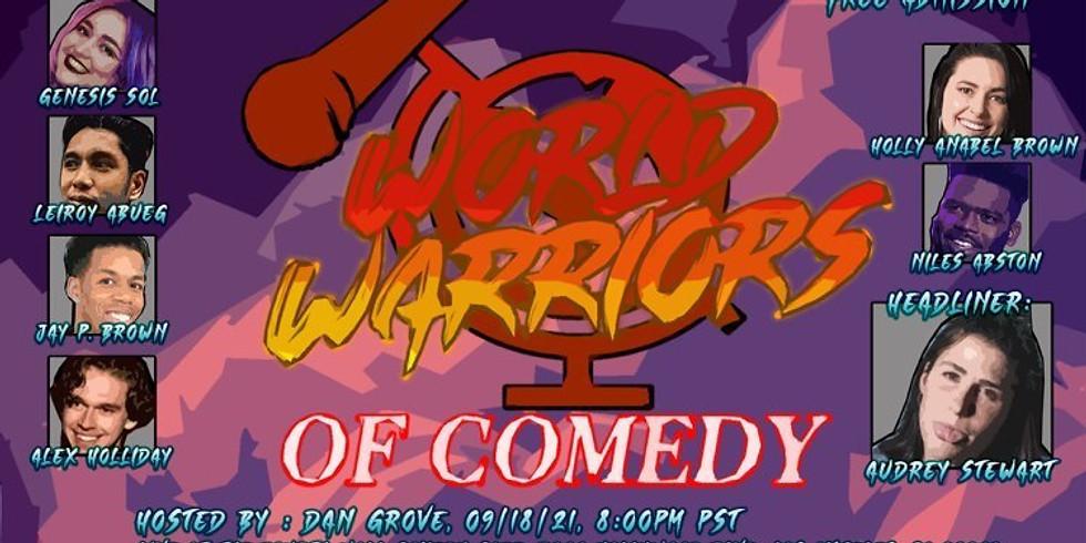 WORLD WARRIORS of COMEDY
