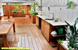 terraza tarima mueble madera
