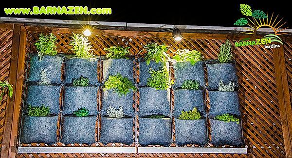 Jardin vertical barcelona, vertical garden