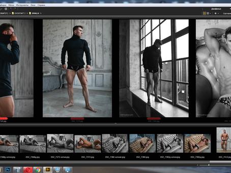 Model Oleg