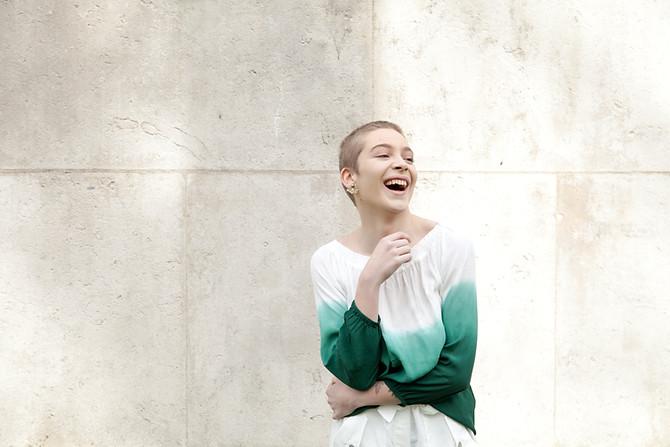 Mlle Ô  Kodd Magazine model: Suzie mua: Sofia B stylist : Vad style