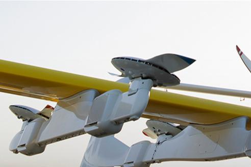 Autonomous Electric Aircraft