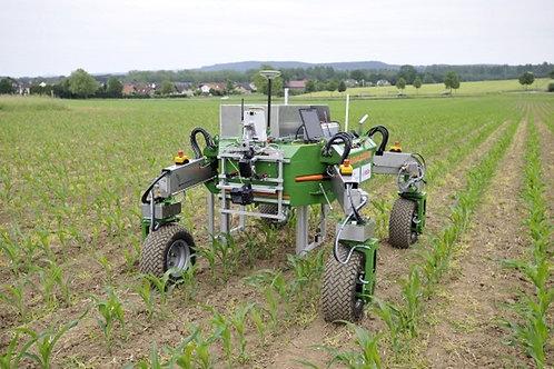 Robotic Agriculture: Tractors