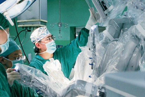 Heart and Lung Surgical Robots