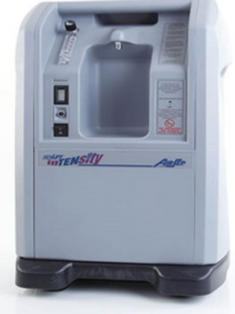 High Flow Oxygen Concentrator and Ventilator