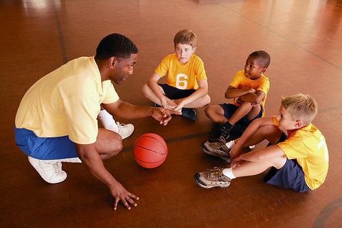 Youth Sports Hockey and Basketball