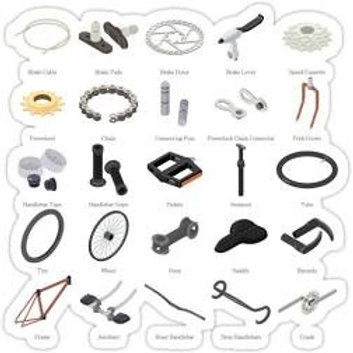 Bicycle Parts Supply Chain