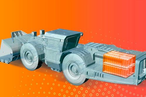 Underground Mining Vehicles and Batteries