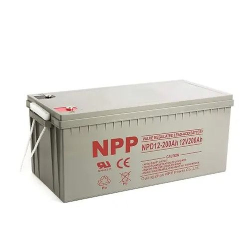 NPP NPD12-200Ah Deep Cycle Battery (Nigeria)
