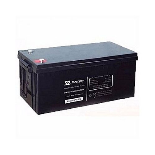 Mercury 12V, 100Ah Inverter Battery (Nigeria)