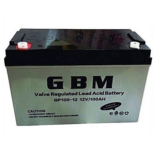 GBM 150Ah 12V Battery (Nigeria)