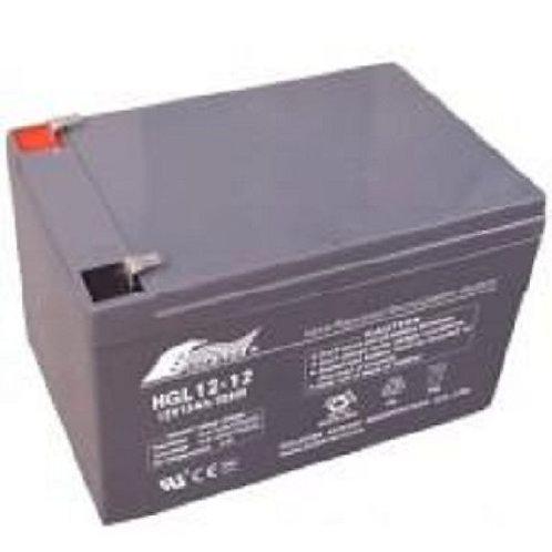 Fullriver 12Ah -12V Deep Cycle Battery (Nigeria)